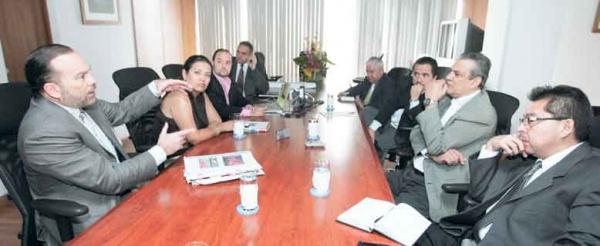 Carlos Meany en Siglo21