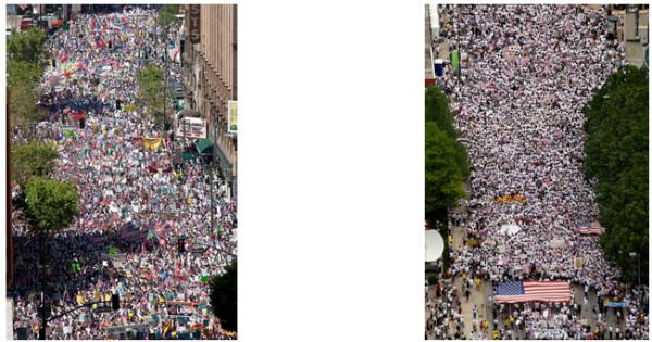 Marcha Día del Trabajo