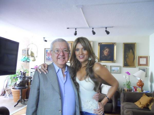 Jorge Palmieri y Marisol Padilla