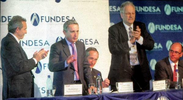 Uribe en Fundesa