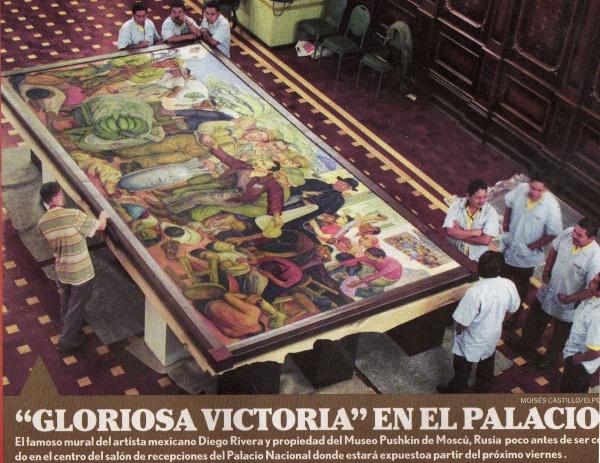 Gloriosa Victoria