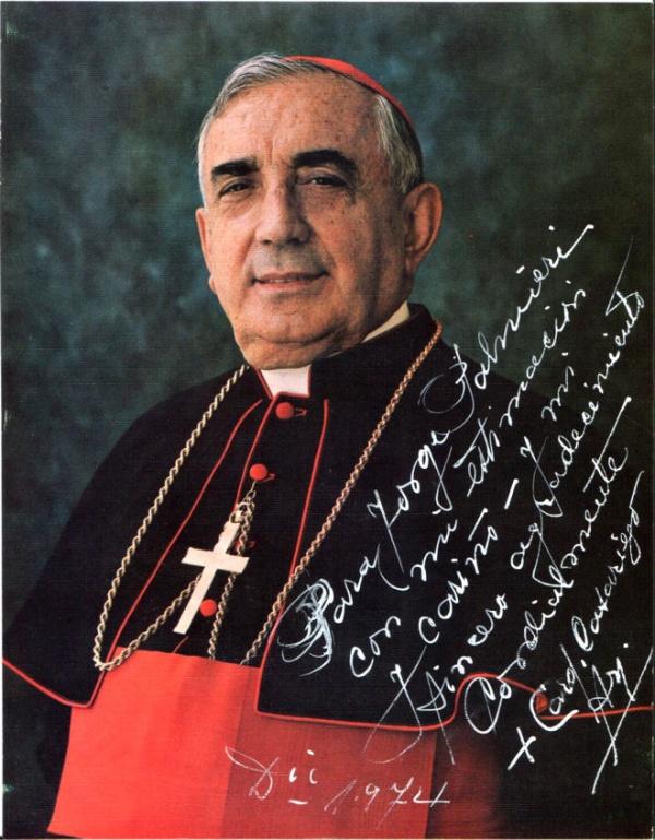 Resultado de imagen de cardenal Casariego