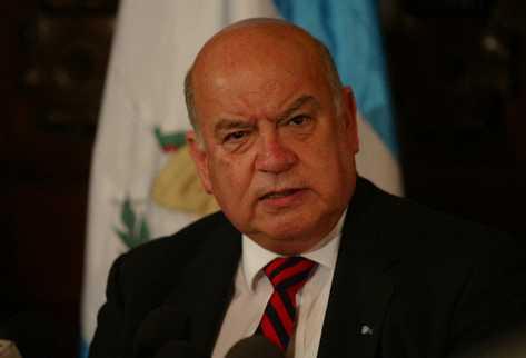 Jose Miguel Insulza secretario OEA