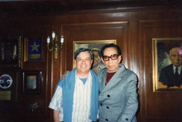 Cantinflas Jorge Palmieri
