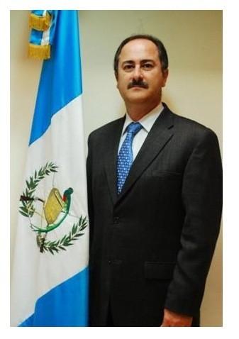 El ex diputado Pedro Muadi Fernández, presidente de la Junta Directiva del Congreso de la República y Organismo Legislativo (OL) en sus días de gloria.