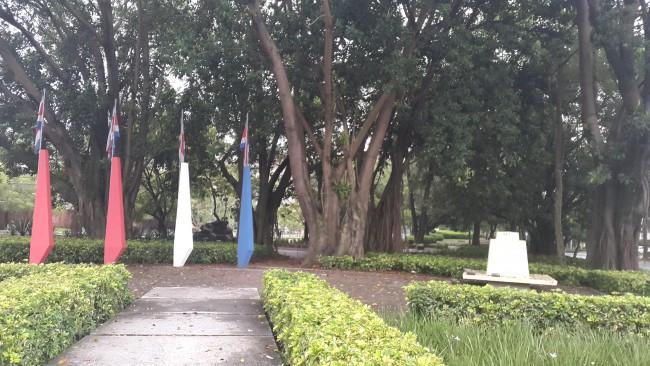 Plaza Costa Rica y Monumento Rafael Ángel Calderón Guardia