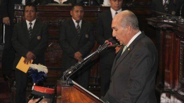 Taracena Díaz-Sol pronunció un excelente discurso.