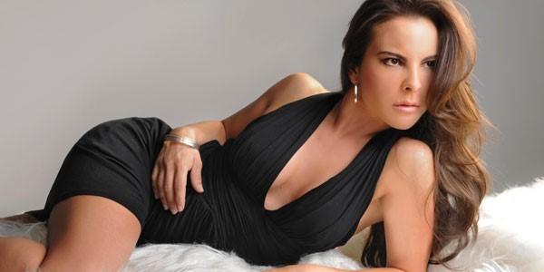 La bella actriz y empresaria tequilera Kate del Castillo