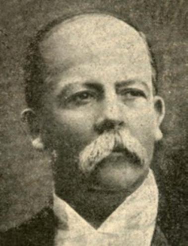 Manuel Estrada Cabrera a los 62 años de edad.