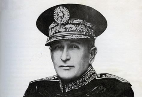 General Jorge Ubico Castañeda, candidato a laPresidencia de la República en 1926.
